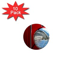 Antique Car Auto Roadster Old 1  Mini Magnet (10 Pack)