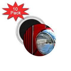 Antique Car Auto Roadster Old 1 75  Magnets (10 Pack)