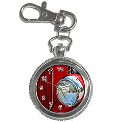 Antique Car Auto Roadster Old Key Chain Watches