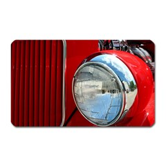 Antique Car Auto Roadster Old Magnet (Rectangular)
