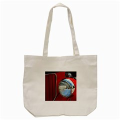 Antique Car Auto Roadster Old Tote Bag (cream)