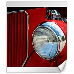 Antique Car Auto Roadster Old Canvas 20  X 24