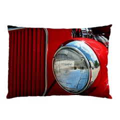 Antique Car Auto Roadster Old Pillow Case
