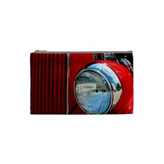 Antique Car Auto Roadster Old Cosmetic Bag (small)