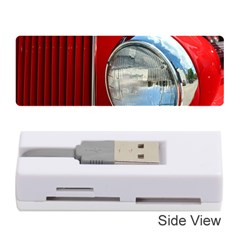 Antique Car Auto Roadster Old Memory Card Reader (stick)