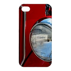 Antique Car Auto Roadster Old Apple Iphone 4/4s Hardshell Case