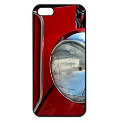 Antique Car Auto Roadster Old Apple iPhone 5 Seamless Case (Black)