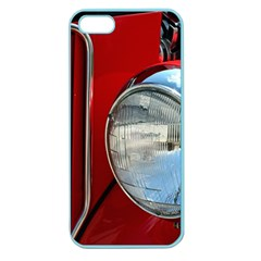 Antique Car Auto Roadster Old Apple Seamless Iphone 5 Case (color)