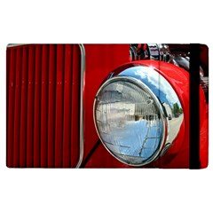 Antique Car Auto Roadster Old Apple Ipad 3/4 Flip Case