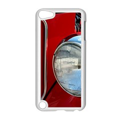 Antique Car Auto Roadster Old Apple Ipod Touch 5 Case (white)