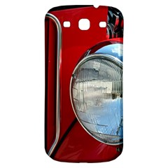 Antique Car Auto Roadster Old Samsung Galaxy S3 S Iii Classic Hardshell Back Case