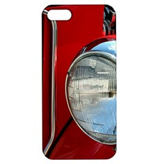 Antique Car Auto Roadster Old Apple iPhone 5 Hardshell Case with Stand