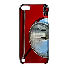 Antique Car Auto Roadster Old Apple Ipod Touch 5 Hardshell Case With Stand