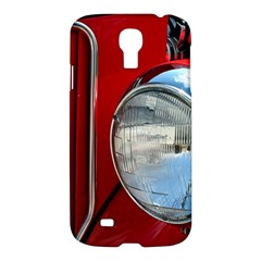 Antique Car Auto Roadster Old Samsung Galaxy S4 I9500/I9505 Hardshell Case
