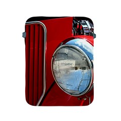 Antique Car Auto Roadster Old Apple Ipad 2/3/4 Protective Soft Cases