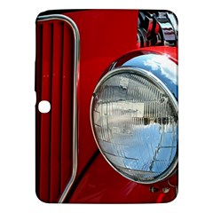 Antique Car Auto Roadster Old Samsung Galaxy Tab 3 (10 1 ) P5200 Hardshell Case