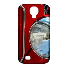 Antique Car Auto Roadster Old Samsung Galaxy S4 Classic Hardshell Case (pc+silicone)
