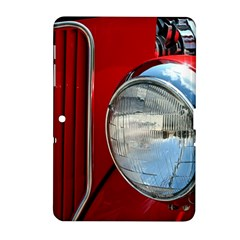 Antique Car Auto Roadster Old Samsung Galaxy Tab 2 (10 1 ) P5100 Hardshell Case