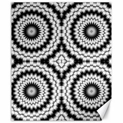 Pattern Tile Seamless Design Canvas 20  X 24