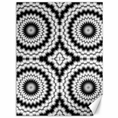 Pattern Tile Seamless Design Canvas 36  X 48