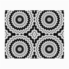 Pattern Tile Seamless Design Small Glasses Cloth (2 Side)