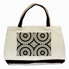 Pattern Tile Seamless Design Basic Tote Bag (Two Sides)