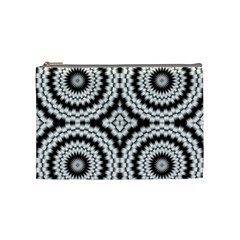 Pattern Tile Seamless Design Cosmetic Bag (Medium)