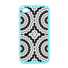Pattern Tile Seamless Design Apple iPhone 4 Case (Color)