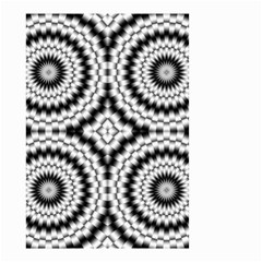 Pattern Tile Seamless Design Small Garden Flag (two Sides)