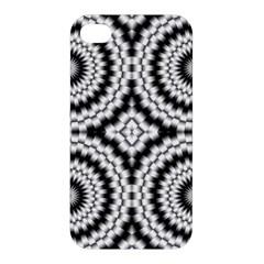 Pattern Tile Seamless Design Apple Iphone 4/4s Premium Hardshell Case