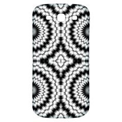 Pattern Tile Seamless Design Samsung Galaxy S3 S Iii Classic Hardshell Back Case