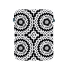 Pattern Tile Seamless Design Apple Ipad 2/3/4 Protective Soft Cases