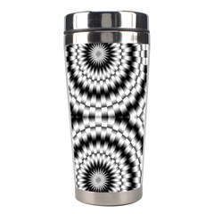 Pattern Tile Seamless Design Stainless Steel Travel Tumblers