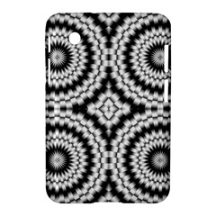 Pattern Tile Seamless Design Samsung Galaxy Tab 2 (7 ) P3100 Hardshell Case