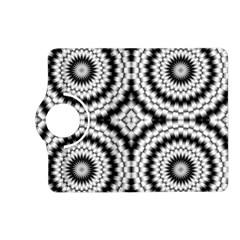 Pattern Tile Seamless Design Kindle Fire HD (2013) Flip 360 Case