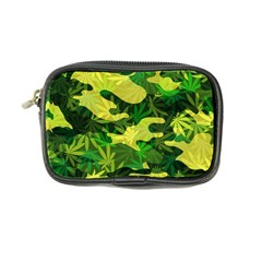 Marijuana Camouflage Cannabis Drug Coin Purse