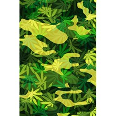 Marijuana Camouflage Cannabis Drug 5 5  X 8 5  Notebooks