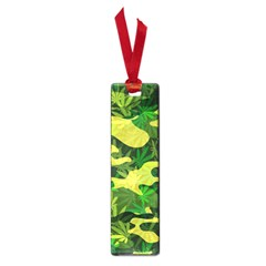 Marijuana Camouflage Cannabis Drug Small Book Marks
