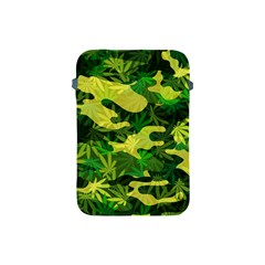 Marijuana Camouflage Cannabis Drug Apple iPad Mini Protective Soft Cases