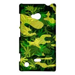 Marijuana Camouflage Cannabis Drug Nokia Lumia 720