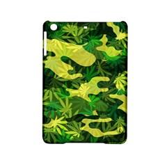 Marijuana Camouflage Cannabis Drug Ipad Mini 2 Hardshell Cases