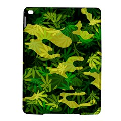 Marijuana Camouflage Cannabis Drug iPad Air 2 Hardshell Cases
