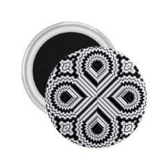 Pattern Tile Seamless Design 2.25  Magnets