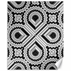 Pattern Tile Seamless Design Canvas 16  X 20