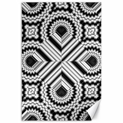 Pattern Tile Seamless Design Canvas 24  x 36