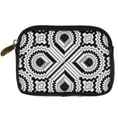 Pattern Tile Seamless Design Digital Camera Cases
