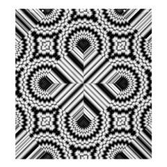 Pattern Tile Seamless Design Shower Curtain 66  X 72  (large)