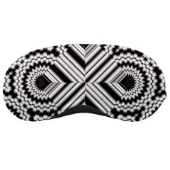 Pattern Tile Seamless Design Sleeping Masks