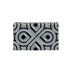 Pattern Tile Seamless Design Cosmetic Bag (small)