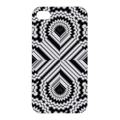 Pattern Tile Seamless Design Apple Iphone 4/4s Hardshell Case